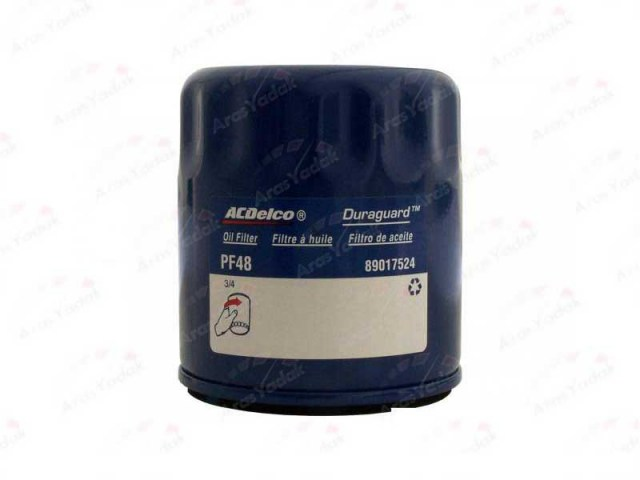 89017524_Chevrolet_Traverse_PF48_OilFilter_GM_ACDelco_1