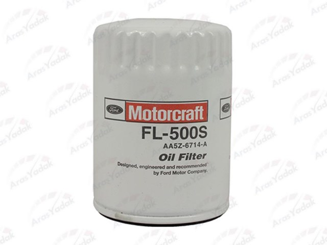 FL-500s_Motorcraft_Ford_OilFilter